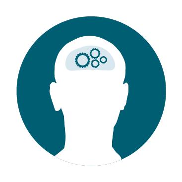 Scientific and strategic input Icon